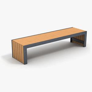 3D bench 4
