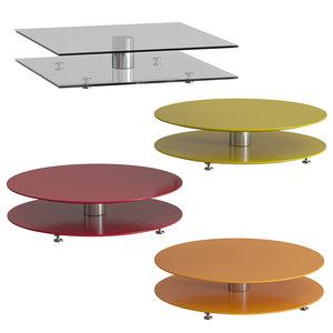 altavilla table 3D model