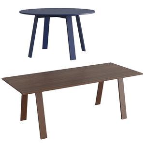 3D bac table