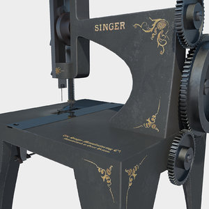 3D singer machines sewing