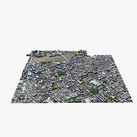 London Map 50m X1Y1