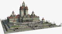 Towers Castle