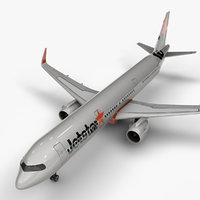 Airbus A321 neo JETSTAR Airways L1029