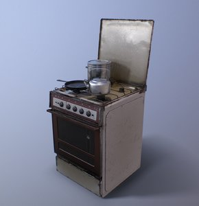 old soviet russia cooker model