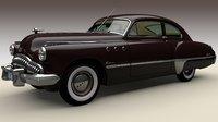 Buick Roadmaster Super Sedanette 1949