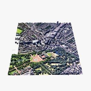 3D london maps