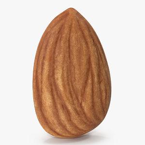 3D almond 2