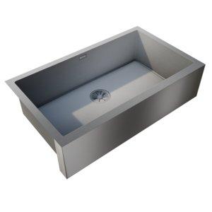 3D sink blanco cronos xl model