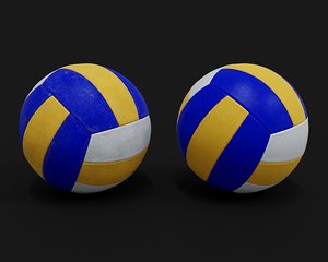 3D volleyball new used
