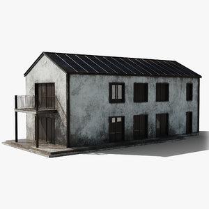 building pbr - 3D