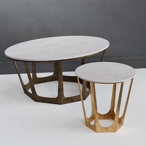 unit table - 3D model