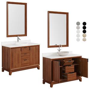 3D model cabinet countertop sink talyn