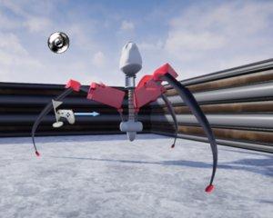 3D technological biological model