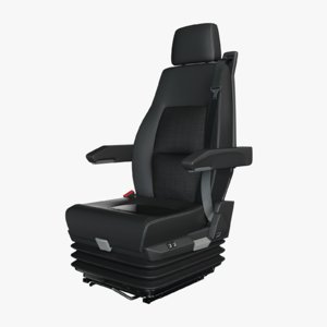 3D seat trucks cars