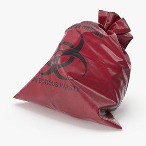 3D bag waste