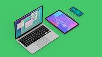 laptop tablet smartphone 2020
