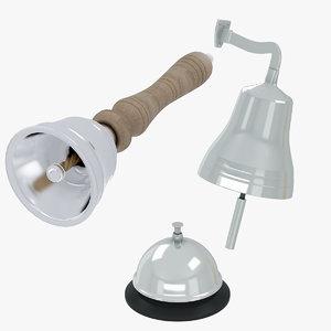 3D model bell service