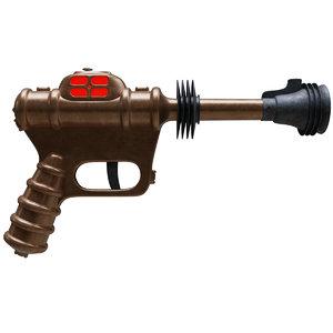 3D buck rogers disintegrator pistol