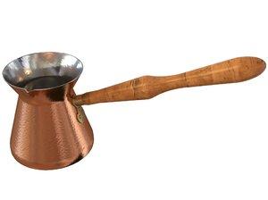 3D coffee pot coffeepot model