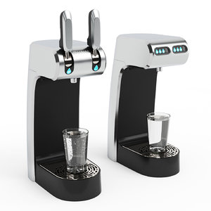 bunn refresh cold water dispenser model