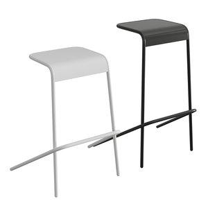 3D alodia stool