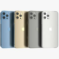 Apple iPhone 12 Pro Max All Color