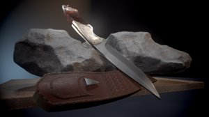ready knife sheath model