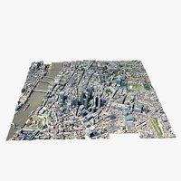 London Map 50m X2Y1