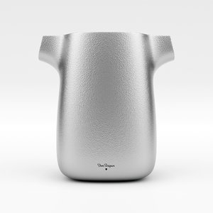 champagne container 3D