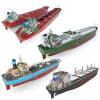 Ships collection 01