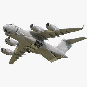 3D c-17 globemaster iii