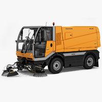 Bucher CityCat 5006 Sweeper Truck