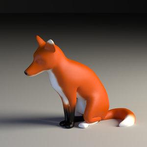 3D model platform animations