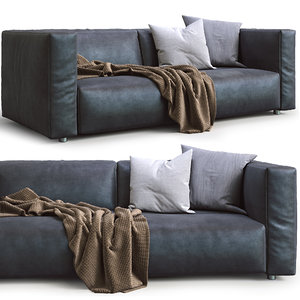 3D prostoria leather sofa match