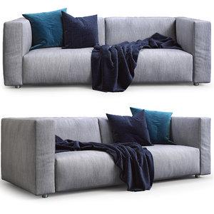 3D prostoria sofa match