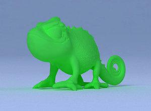 printing toys chameleons animals 3D model