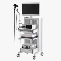 Endoscopic System Pentax Imagina