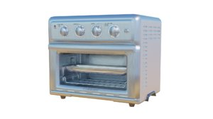 air fryer toaster oven 3D model