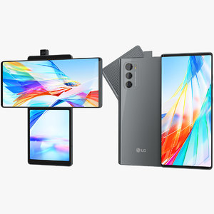 3D realistic lg wing 5g