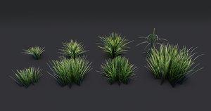 grass pack model