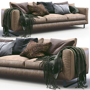 3D prostoria sofa elegance