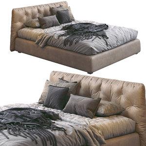 3D lecomfort bed atrium
