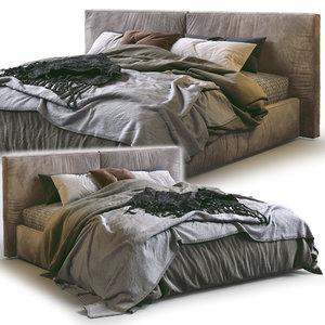 3D flexteam bed miller model