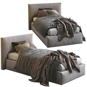 flexteam bed miller 3D