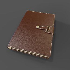 daybook nazarenogabrielli passage 3D model