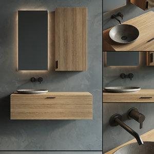 vanity grate unit washbasin model