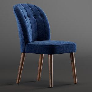 3D margot dining chair