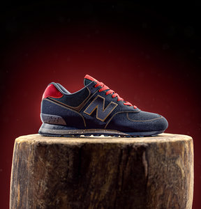new balance configurable shoe 3D model