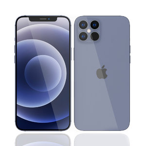 3D apple iphone 12 pro