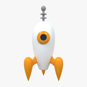 rocket icon model